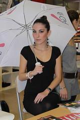 motorshow girl (themax2) Tags: hostess bologna 2009 motorshow girl