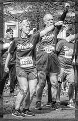 Life's For Keeps 02 (lightandform) Tags: life bw monochrome dance spring black white people stroke event charity runners run hope soul heroes dedication energy focus winners winner