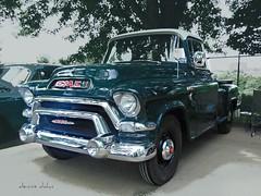Happy Truck Thursday (novice09) Tags: truckthursday htt gmc pickup ipiccy backtothefifties carshow