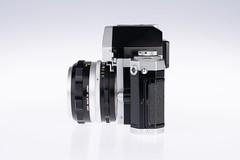 06 - 1968 Nikon F Photomic FTN (NEX69) Tags: 1968 nikonfphotomicftn kleinbildkamerach classiccamera