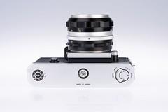 05 - 1968 Nikon F Photomic FTN (NEX69) Tags: 1968 nikonfphotomicftn kleinbildkamerach classiccamera