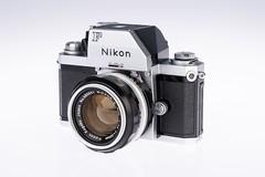 03 - 1968 Nikon F Photomic FTN (NEX69) Tags: 1968 nikonfphotomicftn kleinbildkamerach classiccamera