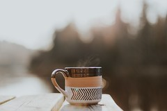 white and brown ceramic mug - Credit to https://myfriendscoffee.com/ (John Beans) Tags: coffee cafe coffeebeans shopbeans espresso coffeecup cup drink cappucino latte