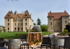 Chateau de Couches, 11th Century, Burgundy, France (Jojorei) Tags: wein vin wine verkostung schloss castle chateau besuch travel urlaub holiday burgund france frankreich burgundy