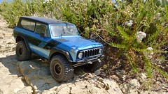20190423_RedCatGen8_016 (khyzersoze) Tags: redcat racing gen8 scout ii international harvester 110 rc rock crawler crawling 4x4 offroad