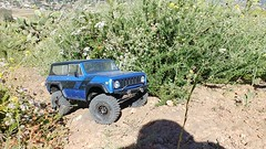 20190423_RedCatGen8_006 (khyzersoze) Tags: redcat racing gen8 scout ii international harvester 110 rc rock crawler crawling 4x4 offroad