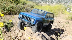 20190423_RedCatGen8_003 (khyzersoze) Tags: redcat racing gen8 scout ii international harvester 110 rc rock crawler crawling 4x4 offroad