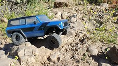 20190423_RedCatGen8_002 (khyzersoze) Tags: redcat racing gen8 scout ii international harvester 110 rc rock crawler crawling 4x4 offroad