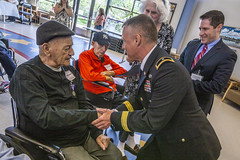 190424-Z-AL508-1007 (NJ Department of Military and Veterans Affairs) Tags: worldwarii greatestgeneration newjerseyveteransmemorialhomeatparamus veteran veterans service newjerseydepartmentofmilitaryandveteransaffairs njdmava newjerseydistinguishedservicemedal statemedalceremony award recognition nj newjersey stateofnewjersey usarmy army usa soldier soldiers usnavy navy usn seaman seamen usmarinecorps marinecorps usmc marine marines uscoastguard uscg ususcoastguardmerchantmarine paramus us