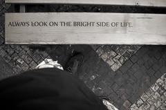 Brightness (Atreides59) Tags: prague praha républiquetchèque czechrepublic pied foot pieds feet urban urbain street black white bw blackandwhite noir blanc nb noiretblanc pentax k30 k 30 pentaxart atreides atreides59 cedriclafrance