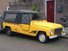 1973 Renault Rodéo 4 (harry_nl) Tags: netherlands nederland 2019 haarlem renault 4 rodéo 06pb60 sidecode3 acl