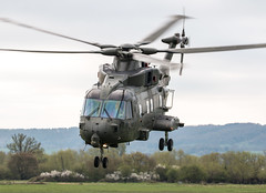 AgustaWestland Merlin HC3 - Royal Air Force - ZJ134 / S (lynothehammer1978) Tags: keevilairfield royalairforce agustawestlandmerlinhc3 zj134 zj134s raf