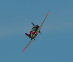 Polikarpov I-16 И-16 (Miguel Angel Prieto Ciudad) Tags: polikarpov aviation aircraft airplane plane fly flying airshow fighter sky sonyalpha alpha3000 mirrorless