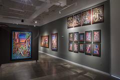 003-_G4D1526-HDR (Taller Puertorriqueño, Inc.) Tags: paintings exhibition art artexhibition