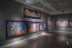 002-_G4D1522-HDR (Taller Puertorriqueño, Inc.) Tags: paintings exhibition art artexhibition