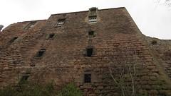 Roslin castle. (Angus1746) Tags: scotland castle rosslyn roslin ruined