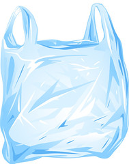 Plastic Bag Isolated (robinsondc1) Tags: bag plastic trash bin clean cleaner container debris dirt disposal dump empty colored dustbin ecology environment garbage grayplastic white buying cleaning color pollution conservation convenience forbidden problem crushed damage disposable environmental