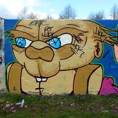 Prinsenpark (oerendhard1) Tags: graffiti streetart urban art rotterdam oerendhard prinsenpark