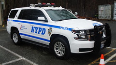 New York Police Department Highway Patrol (Emergency_Spotter) Tags: new york police department nypd highway patrol hwy alloy rims setina chrome spotlight officer vision vector federal signal unit 3 queens hi risers highwaypatrol