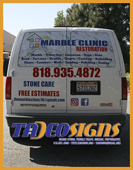 Vinyl Lettering (Tadeo GDS) Tags: vinyl lettring vehicle wraps banners transit ford 2019 signs printing instalaltion marble stone burbank california
