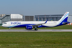 D-AVXQ // IndiGo // A321-271NX // MSN 8587 // VT-IUB (Martin Fester - Aviation Photography) Tags: davxq indigo a321271nx msn8587 vtiub a321 a321neo a321n a321nx a321acf hamburg finkenwerder finkenwerderairport xfw xfwedhi edhi sharklets airplane aircraft airbus airbusindustrie aib aviation avgeek aviationlovers aviationphotography plane flickraviation planespotting flickrplane aviationdaily aviationgeek aviationphotograph planes aircraftspotter avgeekphoto airbuslover aviationspotters airplanepictures planepicture worldofspotting planespotter planeporn aviationpic aviationgeeks aviationonflickr