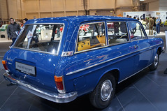 1967 Audi 80 3T Variant Heck (Joachim_Hofmann) Tags: auto automobil kraftfahrzeug kfz verbrennungsmotor audi vag volkswagenkonzern variant 80 kombi 3türer 3t 3d