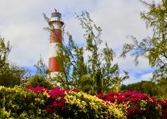 Barbados Southern Lighthouse (mikeginn12000) Tags: lighthouse barbados christchurch atlanticshores redandwhite stripes canon sky