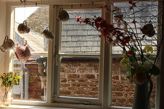 through the window (kokoschka's doll) Tags: window roof oakham rutland