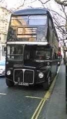Ghost Bus Tours RML2528 (JJD528D) 23022019 (Rossendalian2013) Tags: bus london ghostbustours londontransport routemaster aec parkroyal rml rml2528 jjd528d londonbuseslimited leasidebuses arrivalondonnorth dreadnoughtcoachesalnwick
