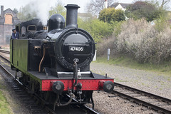 GCR (philipdevinephotography) Tags: gcr owl steamtrain train