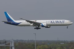 9K-AOK / Boeing 777-369ER / 62568/1496 / Kuwait Airways (A.J. Carroll (Thanks for 1 million views!)) Tags: 9kaok boeing 777369er 777300er 777300 777 773 77w 625681496 ge90115b kuwaitairways lqak 70605d london heathrow lhr egll 09l