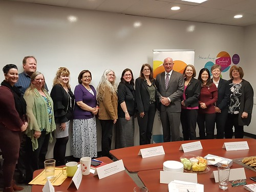 Roundtable for prevention intervention grant recipients