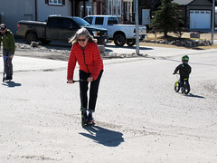 Easter Weekend trip.. play outside time.. (iwona_kellie) Tags: outside outdoors play easter weekend trip april 2019 fortstjohn britishcolumbia canada friday family spring