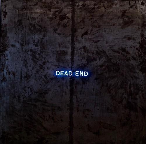 """""""Dead End"""" (1994) - Fernando Calhau (1948-2002)"""