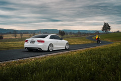 BC FORGED AUDI RS5 2 (Arlen Liverman) Tags: exotic maryland automotivephotographer automotivephotography aml amlphotographscom car vehicle sports sony a7 a7iii audi rs5 nature country bc forged bcforged bagged