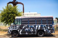 Send Me the Truth (Thomas Hawk) Tags: america americansteel california eastbay oakland usa unitedstates unitedstatesofamerica westcoast westoakland graffiti