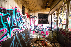 Solvay Coke & Gas (Thomas Hawk) Tags: america milwaukee solvaycokegas usa unitedstates unitedstatesofamerica wisconsin abandoned graffiti urbex