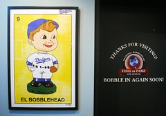 Thanks for Visiting the National Bobblehead Hall of Fame and Museum. :) (Cragin Spring) Tags: midwest milwaukee milwaukeewi wisconsin wi city urban unitedstates usa unitedstatesofamerica milwaukeewisconsin bobblehead bobbleheads museum nationalbobbleheadhalloffameandmuseum painting dodgers losangelesdodgers
