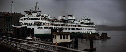 stormy ferry
