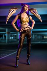 K/DA Kai'Sa (azproduction) Tags: azproductioncosplayphotography animecosplay canon cosplay cosplayphotography gamecosplay germancosplayphotography girl godox phottix sigma