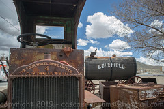 Goldfield, Nv April 2019 (mclick!) Tags: death valley amargosa opera house snake river badwater basin zabriske point photography photographers brz subaru hotel tonapah fallon nevada california oregon washington idaho borax ubehebe crater flowers fox goldfield pahrump las vegas 93 great highway hwy 95 john day burns pendleton salt flats lewiston grade rhyolite hells gate devils viewpoint furnace creek stovepipe wells junction panamint beatty dantes view ely jackpot mccall grangeville othello 84 82 90 palette artists graveyard barn home building april 2019