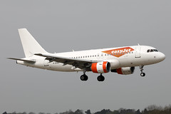 G-EZEH A319-111 (Ian Tate) Tags: durhamteesvalleyairport mme egnv gezeh airbusa319 easyjet airbusa319111
