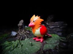 Spearow (ridureyu1) Tags: pokemon pocketmonster nintendo jfigure toy toys actionfigure toyphotography sonycybershotsonycybershotdscw690