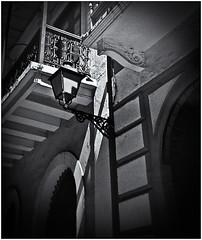 Lomography (Black and White Fine Art) Tags: lomography lomo lomografia debonair 6x45 plasticcamera camaradeplastico toycamera camaradejuguete kodakbw400cnexp2007 filmexpired2007 peliculaexpirada2007 kodakd76 bn bw sanjuan oldsanjuan viejosanjuan puertorico niksilverefexpro2 lightroom3