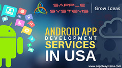 """Android Development Services in USA - sapplesystems (sapplesystems) Tags: """"android development services usa"""" """"sapple system"""" """"ecommerce mobile app"""