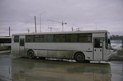 moment of creation (fedorrrz) Tags: film 35mm filmisnotdead ishootfilm agfa200 autotakumar spring dirt bus abstract