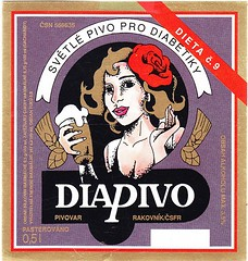 Czech Rep. - Pivovar Rakovnik (Rakovnik) (cigpack.at) Tags: czechrepublic tschechien diapivo pivovarrakovnik rakovnik bier beer brauerei brewery label etikett bierflasche bieretikett flaschenetikett