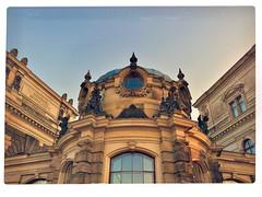Dresden (LiesBaas) Tags: de germany stunning wwii dresden hipstamatic iphotography iphonography dresdenbyliesbaas