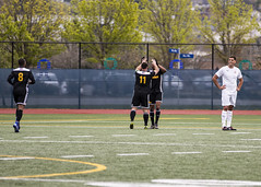 190418-N-XK513-1674 (Armed Forces Sports) Tags: 2019 armedforces sports soccer championship army navy airforce marinecorps coastguard usaf usmc uscg everett cismusa armedforcessoccer armedforcessports navalstationeverett wash unitedstatesofamerica