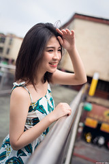 III08690 (HwaCheng Wang 王華政) Tags: 環南 舊公寓 街拍 台北 md model portraiture sony a7r3 ilce7rm3 a7r mark3 a9 ilce9 24 35 85 gm